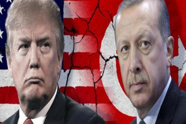 حدة التوتر تتصاعد بين واشنطن وأنقرة.. أردوغان يهدد والبنتاغون يُحذّر