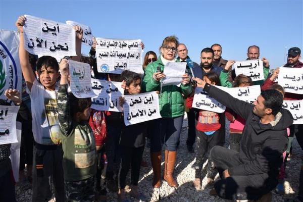 مطالبات بوقف الانتهاكات على شمال وشرق سوريا