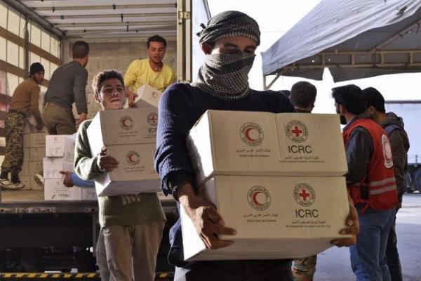 منظمات عالمية تدعم المجموعات الإرهابية تحت غطاء الدعم الإنساني