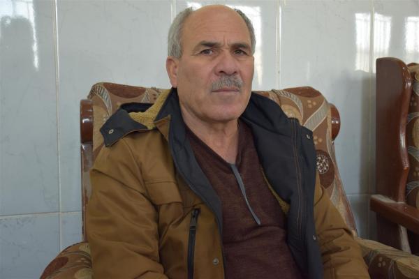 عبدالغني أوسو: مشروع الأمة الديمقراطية سبيل لإفشال المخططات التركية