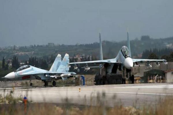 طائراتٌ مسيّرةٌ تهاجم قاعدة حميميم