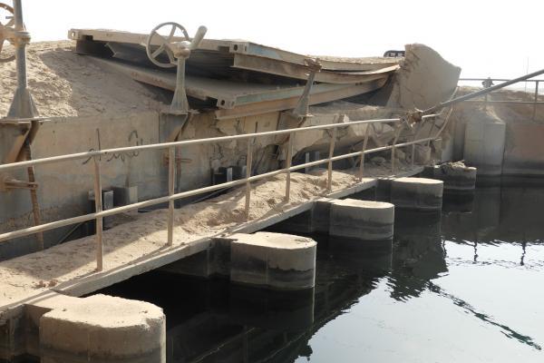 انقطاع المياه في عين عيسى واللجنة المعنية توضح الأسباب والتدابير المتخذة