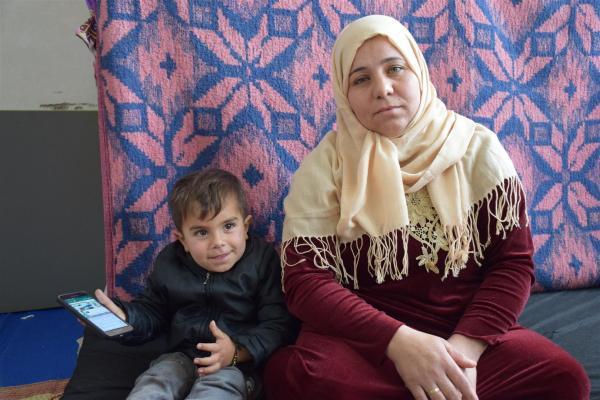 زلفة هجرت مرتين من قبل داعش وتركيا