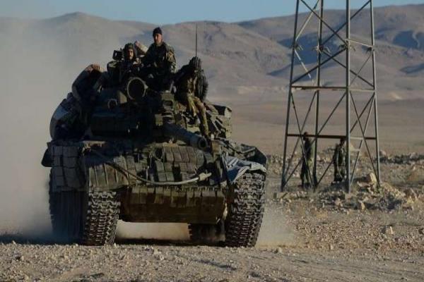 قوات النظام تتقدم في محيط معرة النعمان