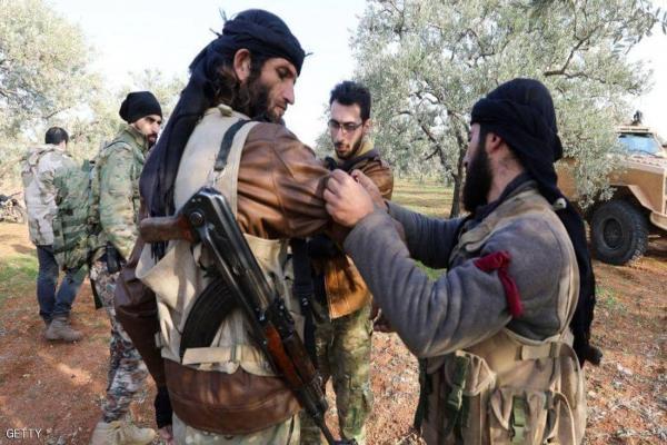 لافروف: عدد كبير من المرتزقة السوريين يتوجهون إلى ليبيا