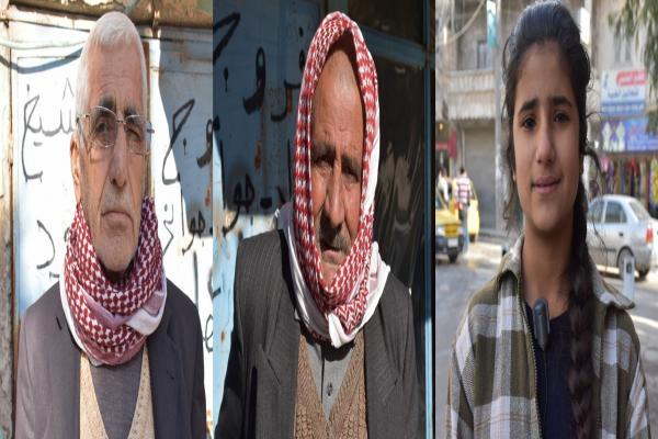 أهالي عفرين: سنعود إلى عفرين بفضل تضحيات قواتنا