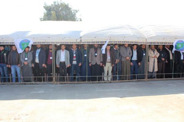 انعقاد المؤتمر الأوّل لحزب سوريّا المستقبل لناحية الكرامة