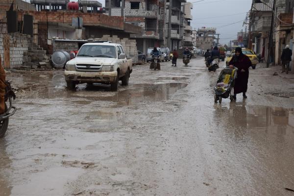 معاناة من رداءة الطرق والبلدية توضح أسباب التأخير في العمل