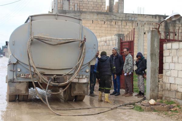 توفر مادة المازوت في كافة محطات الوقود في قامشلو