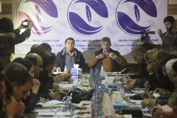 محمد علي: واشنطن وروسيا وعدتا بمنع احتلال كوباني ولكن في النّهاية لهما مصالحهما في المنطقة!