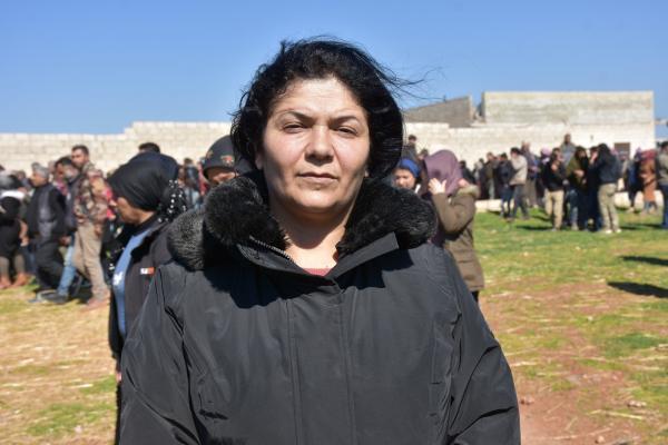 شيرازا حمو تحمّل أردوغان مسؤولية مجزرة قرية آقيبة