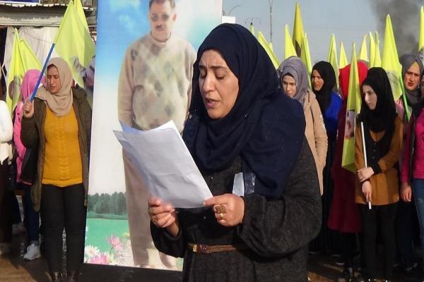 بيانان منفصلان في تل براك يطالبان بالكشف عن صحة القائد أوجلان