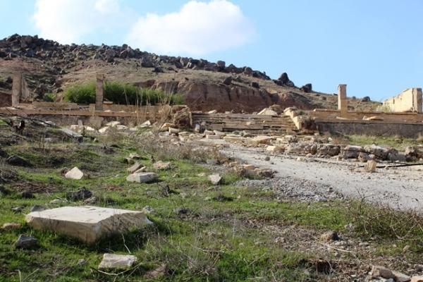 جبل مركدة... شاهد على مجازر العثمانيين بحق الأرمن