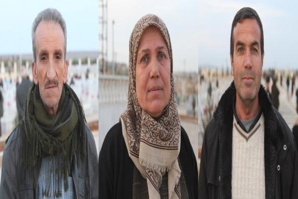 أهالي كوباني يطالبون بالكشف عن صحة القائد أوجلان