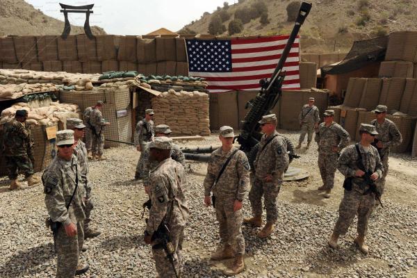 قوات أمريكا وحلف الناتو ستكمل انسحابها من أفغانستان خلال 14 شهراً