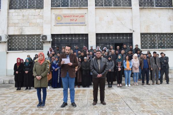 منبج.. مجلس العدالة يطالب تركيا السماح للمحامين بزيارة أوجلان