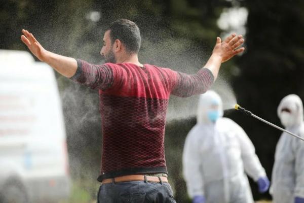 ارتفاع عدد الإصابات بفيروس كورونا في فلسطين وإسرائيل