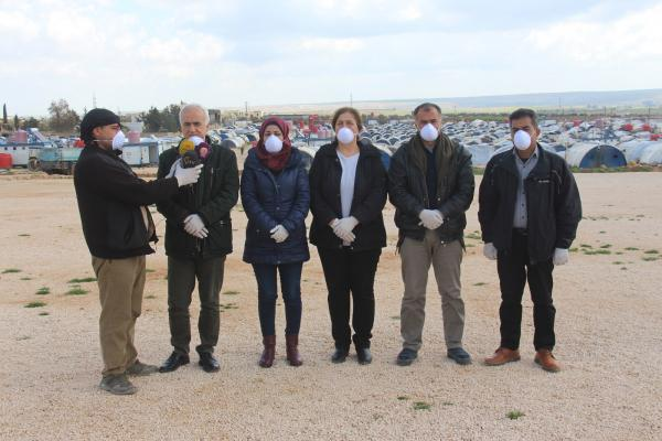 قرارات جديدة لخلية الأزمة في شهباء للوقاية من فيروس كورونا