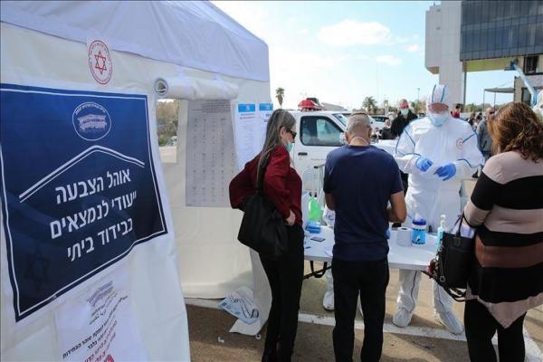 فيروس كورونا في إسرائيل: ارتفاع الإصابات إلى 5358 وحالات الوفاة إلى 20