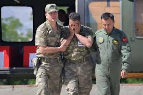 مقتل عدد من الضباط والخبراء الأتراك في غارات جوية للجيش الليبي