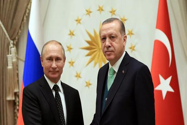 بوتين واردوغان يناقشان الوضع في إدلب وليبيا وكورونا