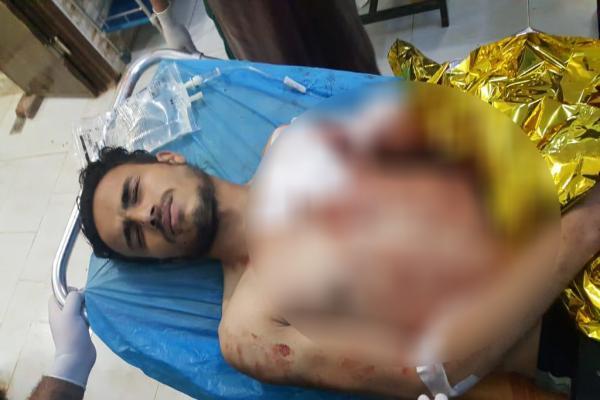 إصابة 4 مدنيين بالقصف التركي على ناحية زركان وريفها