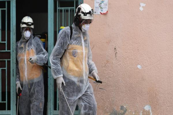 تسجيل ٦ إصابات جديدة بكورونا في سوريا