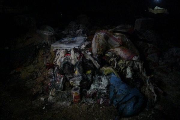 حريق في مخيم نوروز يودي بحياة 4 أطفال وإصابة 3 آخرين