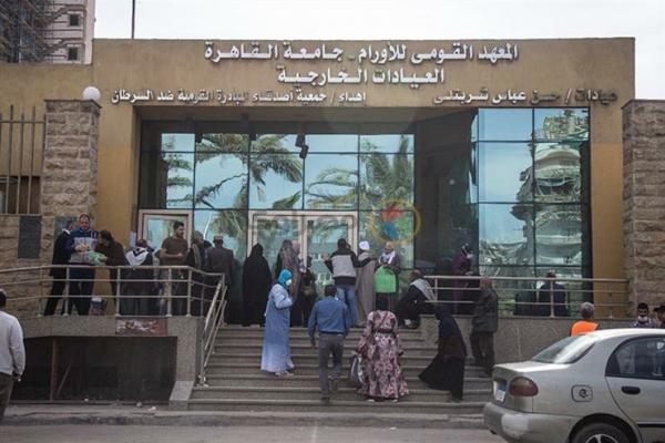 إصابات بكورونا في صفوف العاملين بالمعهد القومي للأورام في مصر