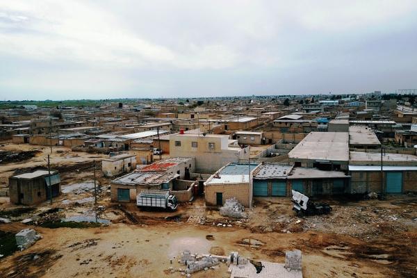 حي جمعايا بين مخاوف الأمراض وانتشار الخانات