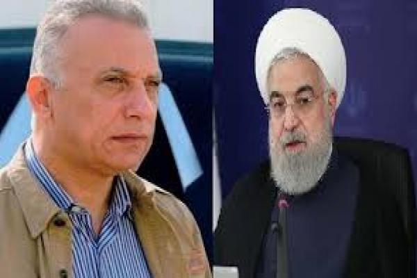 إيران ترحب بتكليف الكاظمي رئيسا للحكومة العراقية