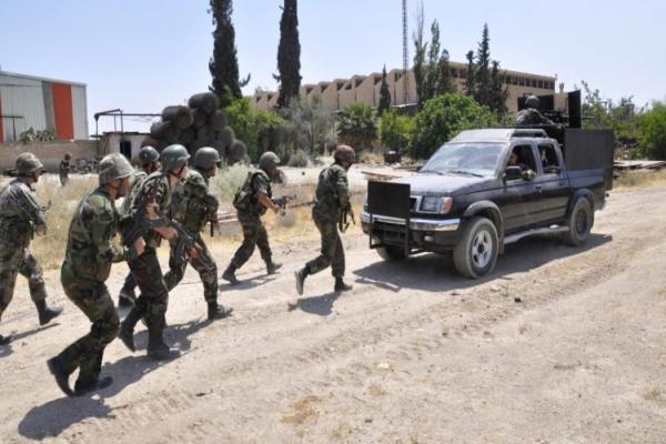 القوات الحكومية تصعّد من هجماتها على مرتزقة تركيا