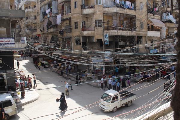 لجنة الكهرباء في الشيخ مقصود والأشرفية تحد من المخالفات