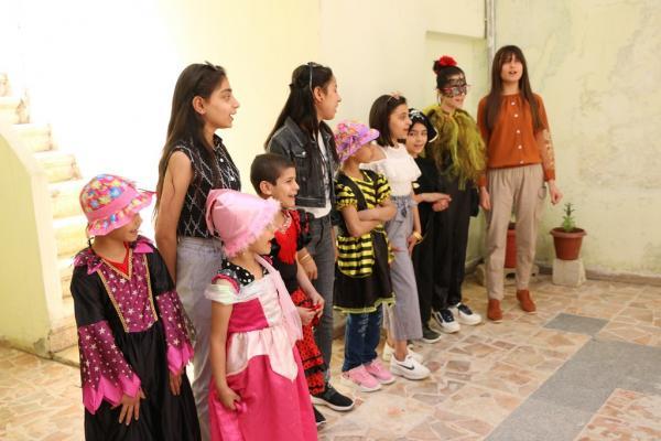 منتدى حلب الثقافي يقيم احتفالية للأطفال اليتامى