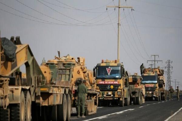 تعزيزات عسكرية تركية جديدة إلى