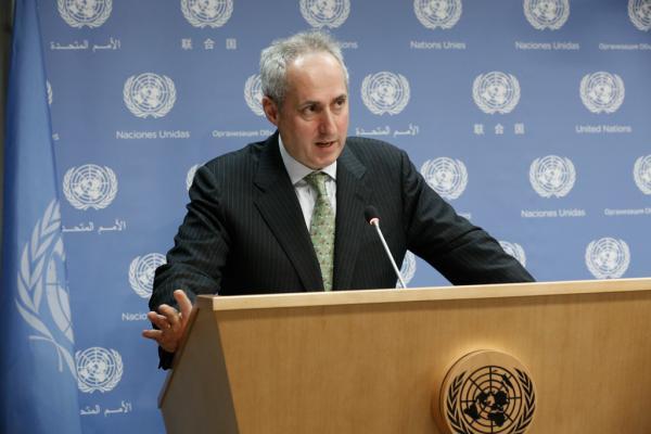 مسؤول أممي يحذر من استمرار تدفق الأسلحة والمرتزقة إلى ليبيا