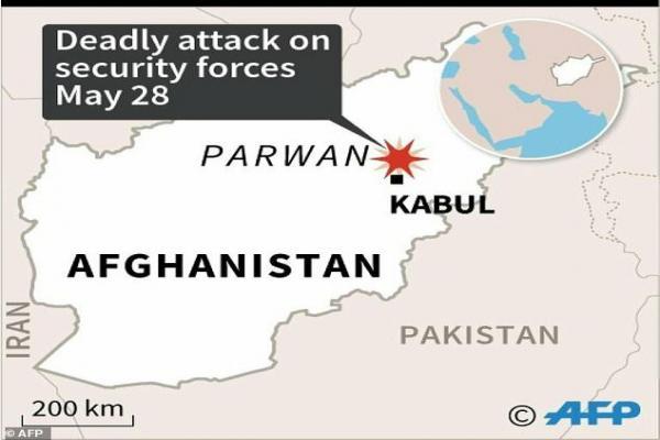 بالتزامن مع خطط الانسحاب الأمريكية هجوم لحركة طالبان ذهب ضحيته سبعة جنود أفغان