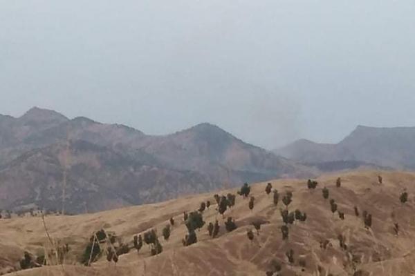 قصف تركي على قرى برادوست
