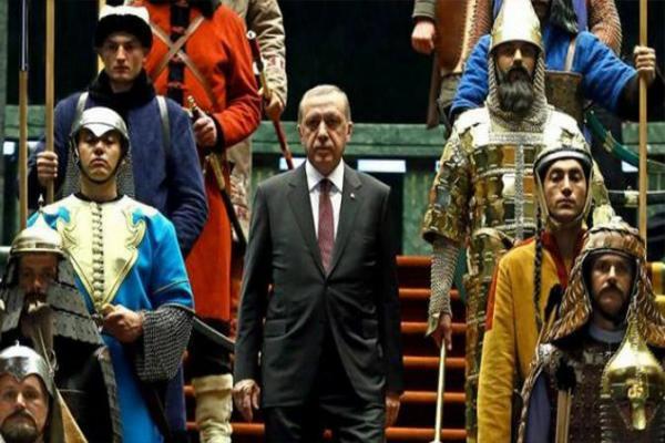 معهد أمريكيّ: أردوغان يريد أن يشكّل كيانات موالية له في كل بلد عربيّ