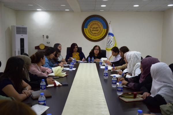 قرارات هامّة خلال اجتماع منسقيّة المرأة في الإدارة الذّاتيّة
