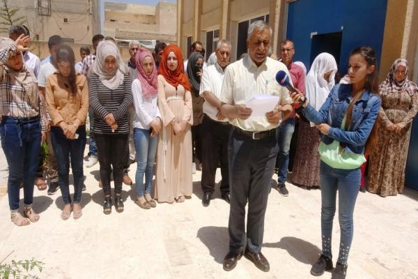 مجلس مقاطعة كري سبي: على الاحتلال إطلاق سراح المختطفين ونؤيد الحراك الشعبي ضد الغزاة