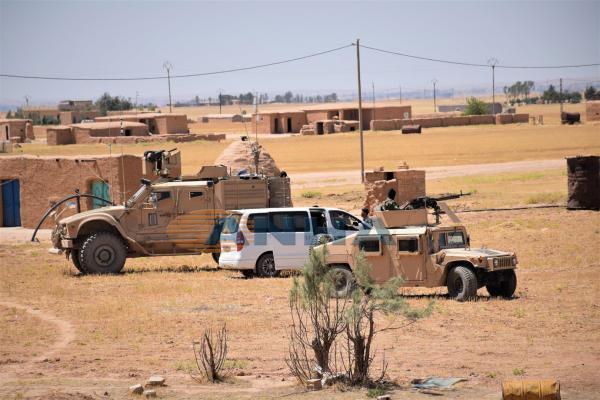 حملة ردع الإرهاب تحظى بمساندة شعبية في الحسكة ودير الزور