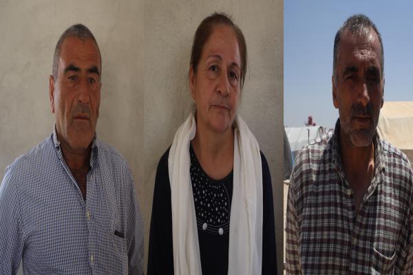 مُهجّرو عفرين: الاتفاق الكردي هو أمل جديد لطرد الاحتلال من أرضنا