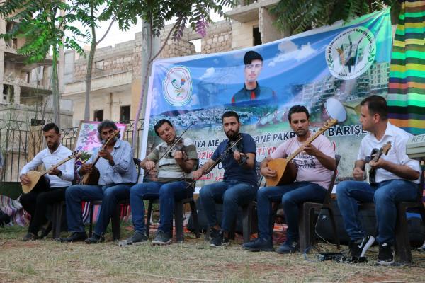 أمسية موسيقية في حلب تحت شعار
