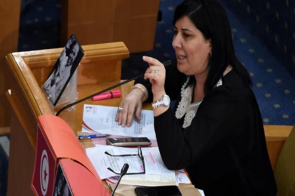 عبير موسى: برلمان تونس بات تحت سيطرة الإخوان المسلمين