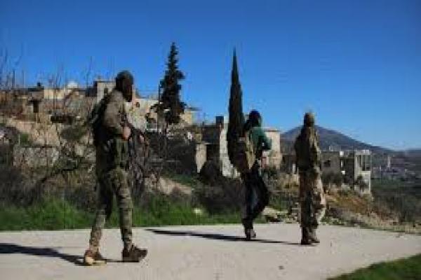 مرتزقة سمرقند يختطفون 7 مدنيين بينهم طفلان في عفرين