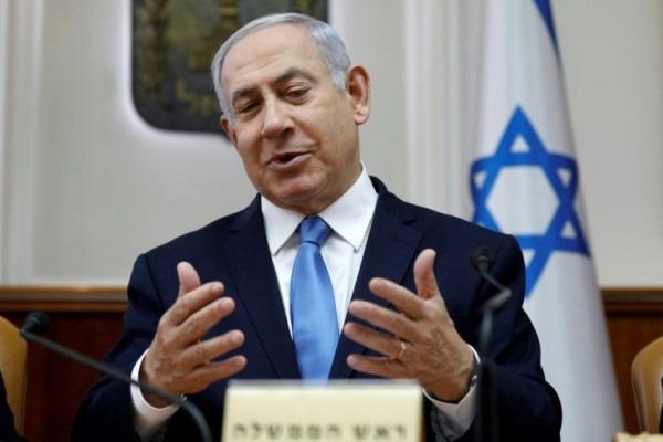 نتنياهو: إسرائيل مُستعدّة لإجراء مفاوضات مع فلسطين على أساس