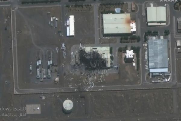 خبراء نوويون: تدمير ثلاثة أرباع صالة تجميع أجهزة الطرد المركزي في نطنز