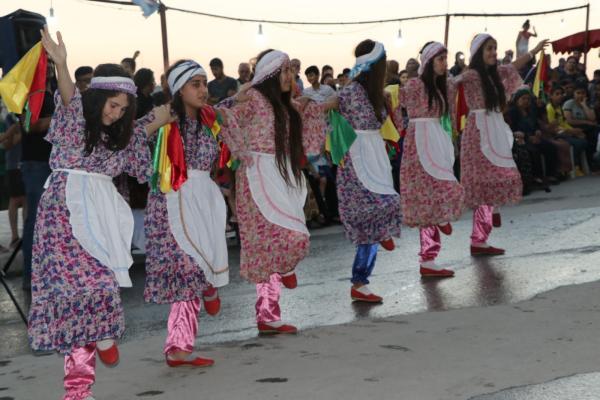 حفلة ترفيهية للأطفال الايتام في حلب