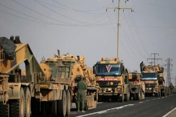 الاحتلالُ التّركيُّ يرسلُ تعزيزاتٍ كبيرةً إلى إدلب